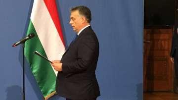 ЕС прави грешка, като заплашва Унгария, заяви Виктор Орбан