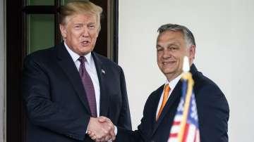 Орбан е обсъдил с Тръмп ракетна сделка и добив на газ в Черно море