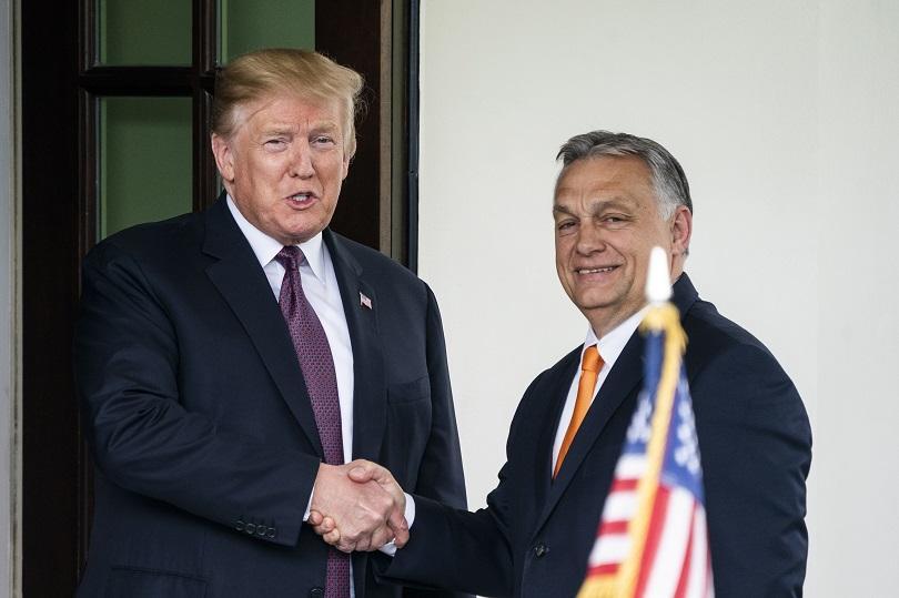 Виктор Орбан е обсъдил с Доналд Тръмп ракетна сделка и