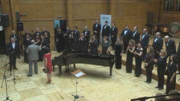 Филхармоничният хор Светослав Обретенов спечели наградата Музикант на годината