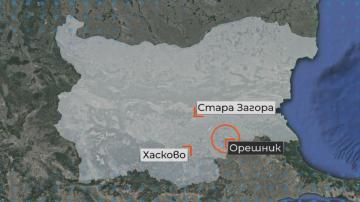 Полицията разследва предполагаемото убийство в село Орешник