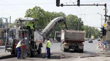 И днес се очакват задръствания в центъра на София заради ремонти