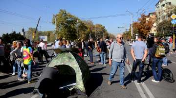 Протести за и против номинацията на Иван Гешев