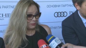 Звездата на италианското кино Орнела Мути пристигна в България
