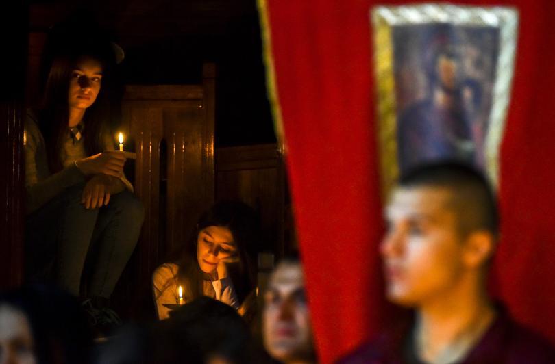 снимка 3 Православният свят отбеляза Възкресение Христово