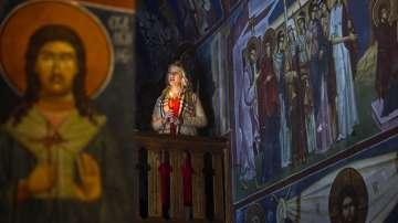"И в Северна Македония се поздравиха с ""Христос воскресе"""