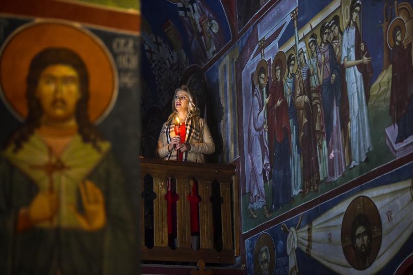снимка 2 Православният свят отбеляза Възкресение Христово