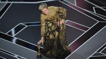 Мъж беше арестуван след като откраднал наградата Оскар на Франсис Макдорманд