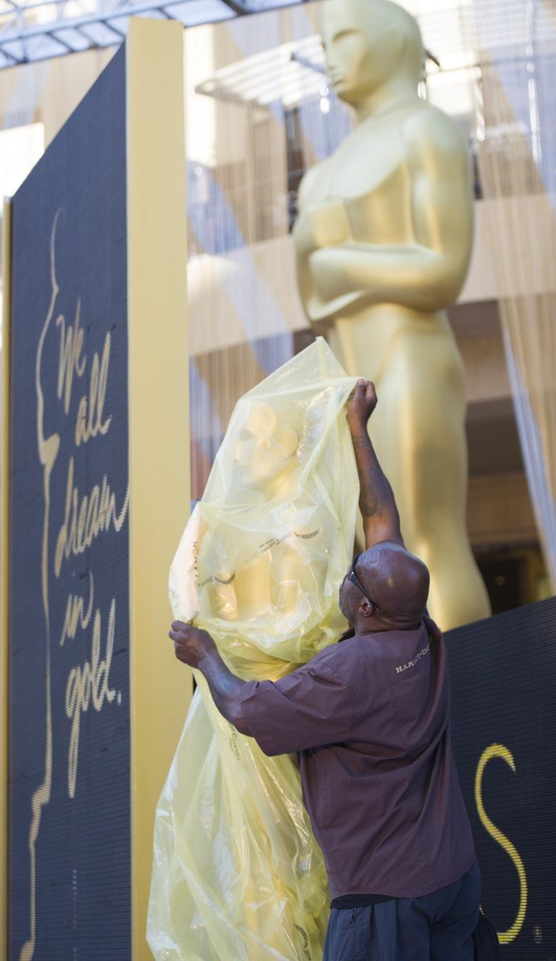 Наградите Оскар в цифри