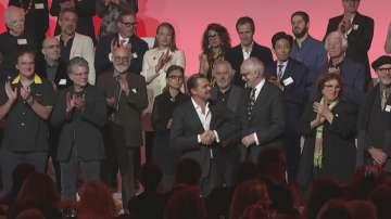 В навечерието на Оскар-ите номинираните се събраха на обяд