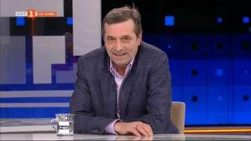 Димитър Манолов: Предлагам данъкът върху минималната заплата да падне