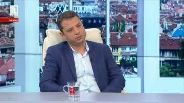 Делян Добрев за АЕЦ Белене: Надяваме се да вземем толкова, колкото дължим