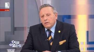 Стефан Воденичаров: Недофинансирането на БАН е от 2009 г. досега