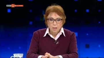 Бившият екоминистър Евдокия Манева: Няма координация в управлението на водите