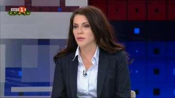 В Още от деня: Денислава Ангелова, удостоена с наградата Шимон Перес