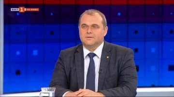 Искрен Веселинов: Официално Атака е изключена от коалиция Обединени Патриоти
