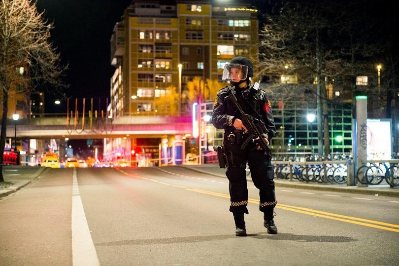 годишен руснак арестуван заради бомбената заплаха осло