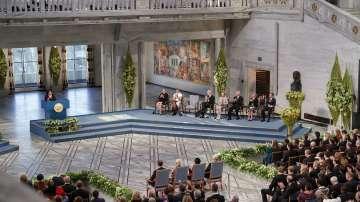 Нобеловите награди бяха връчени в Осло и Стокхолм