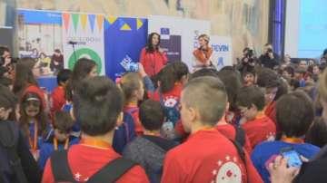 Стотици се включиха в детското откриване на Българското европредседателство
