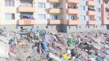 Община Казанлък глобява жители, които горят гуми