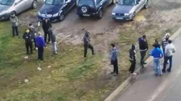Недоволство срещу бежанците от центъра в Овча купел