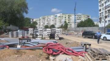 Започна строежът на ул. Централна в Овча купел