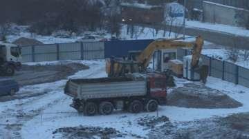 Строеж в Овча купел пречи на достъпа до жилищни сгради
