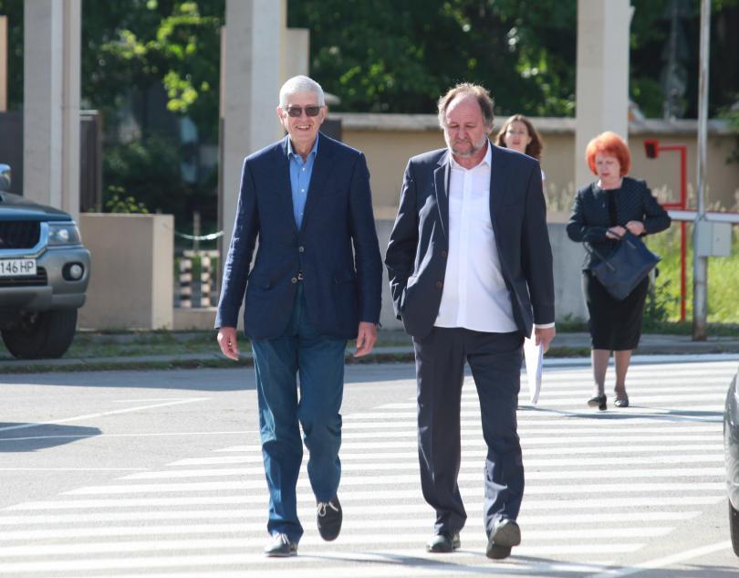 В Специализирания съд започна процесът срещу Румен Овчаров, Анна Янева