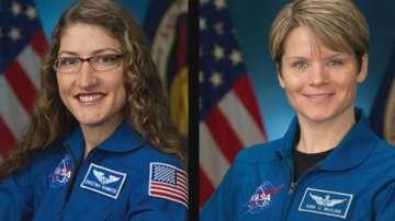 За първи път женски екипаж ще направи космическа разходка