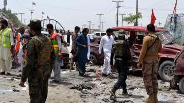 Над 30 души са загинали при атентата в Пакистан