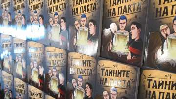 Инфлуенсърите от Пакта разкриват тайните си в нова книга