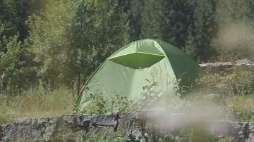 До десет палатки край хижите в Пирин през август