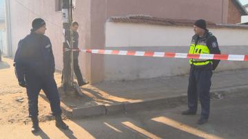 Работят по версията за умишлен палеж в дома на адвокат в Ихтиман