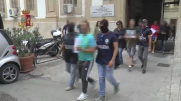 Италианската полиция разби две престъпни групи в Сицилия