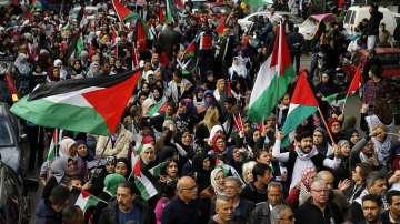 Хиляди палестинци се включиха в обявения Ден на гнева