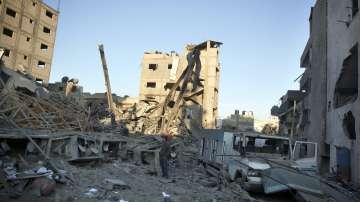 Ракетни удари между Израел и Хамас
