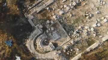 Тайните на древния град Палматис край Тервел