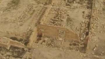 Поглед отвътре в Палмира