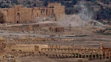 Русия строи военна база в Палмира?