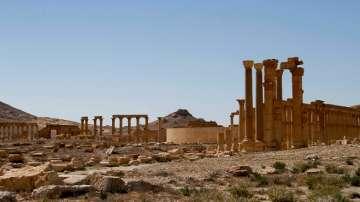 Палмира постепенно се връща към живота