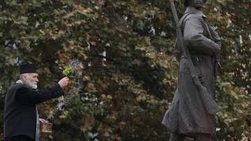 Откриха паметника на Девета пехотна Плевенска дивизия