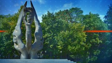 Традиционно мият паметника на Съединението