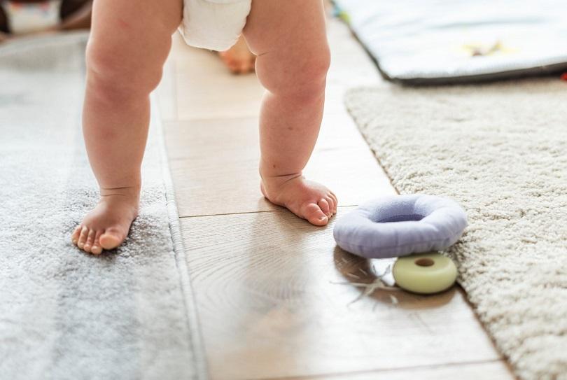 Снимка: Откриха токсични вещества в бебешки пелени във Франция