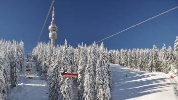 Няма бедстващи туристи в зимните курорти, съобщиха от Министерството на туризма