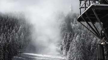 Театър по време на ски ваканция