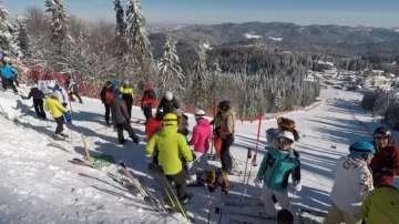 Ски и сняг на Пампорово и през априлската ваканция