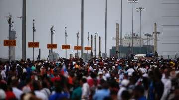 Откриха официално разширения Панамски канал