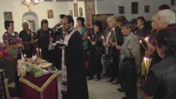 Отслужиха панахида в памет на загиналите в катастрофата край Своге