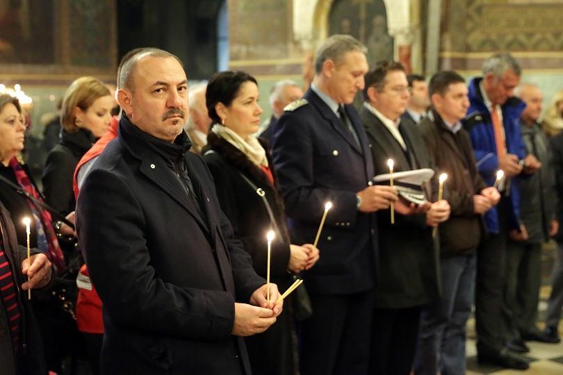 Възпоменателна панихида в памет на жертвите от катастрофи беше отслужена