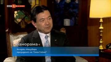 Специално за БНТ: президентът на SEGA Games Кенджи Мацубара